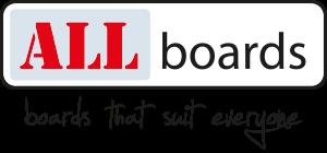 logo Allboards duże
